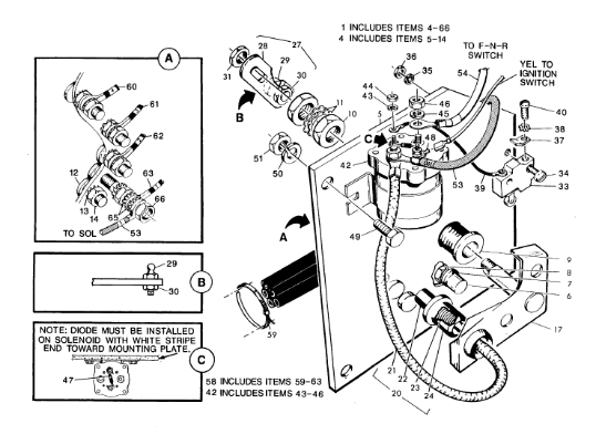 Ezgo Ignition Switch Wiring Diagram : 35 Wiring Diagram