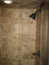 Shower with Band Insert