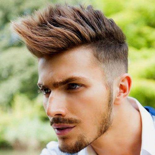 30 Faux Hawk Fohawk Haircuts For Men Faux Hawk Hairstyles