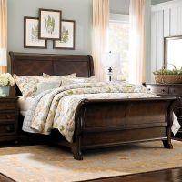21 Marvelous Bedroom Designs With Sleigh Beds   Bedrooms ...