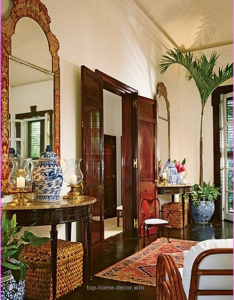 British colonial style incorporates traditional themes mixed with  little tropi also rh pinterest