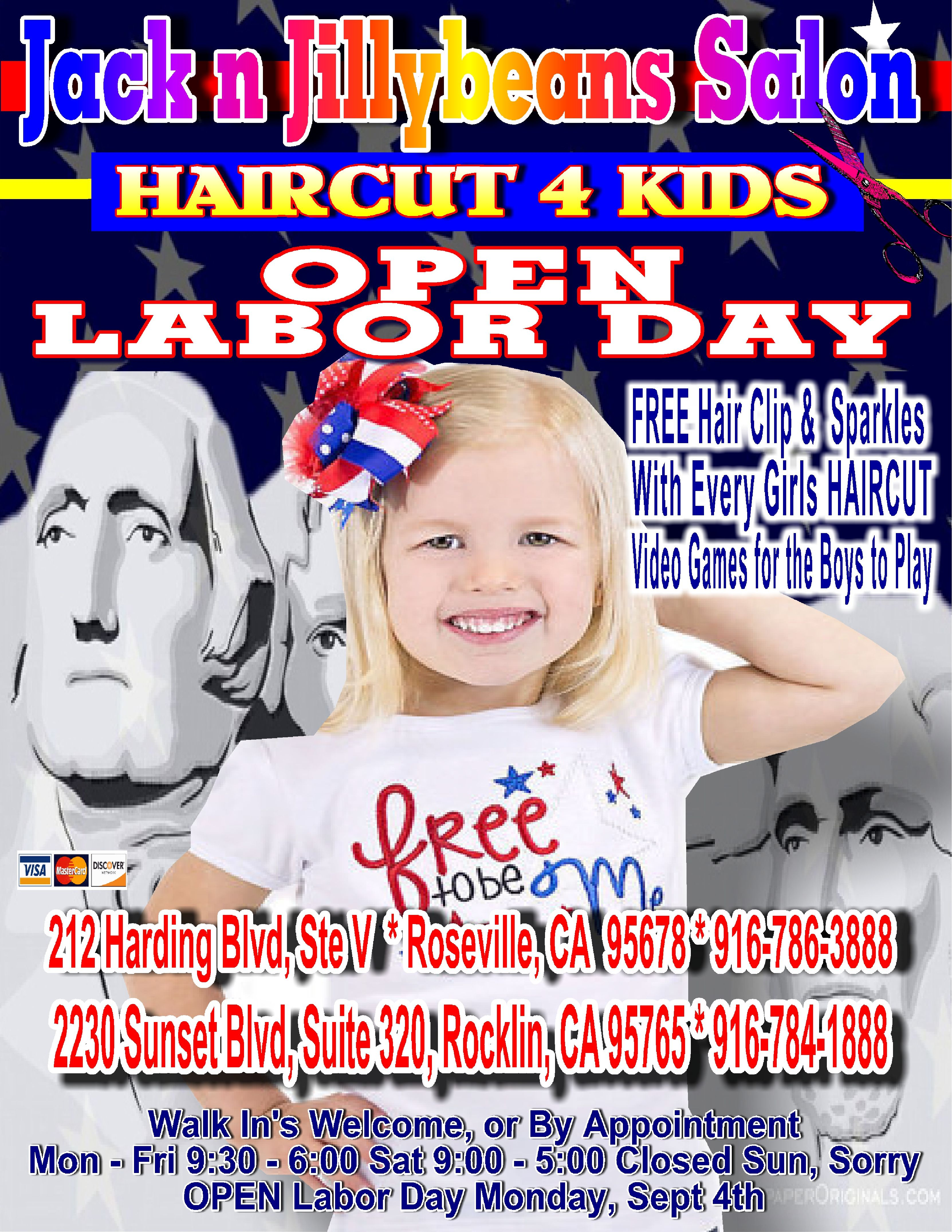 We Carry Lots Labor Day Hair Bows Flowers and Headbands