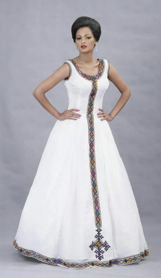 Ethiopian Dresses for Women