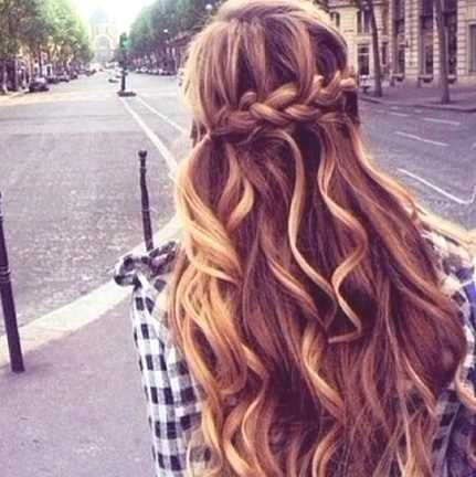 Abschlussball Frisuren Mittellange Haare Offen