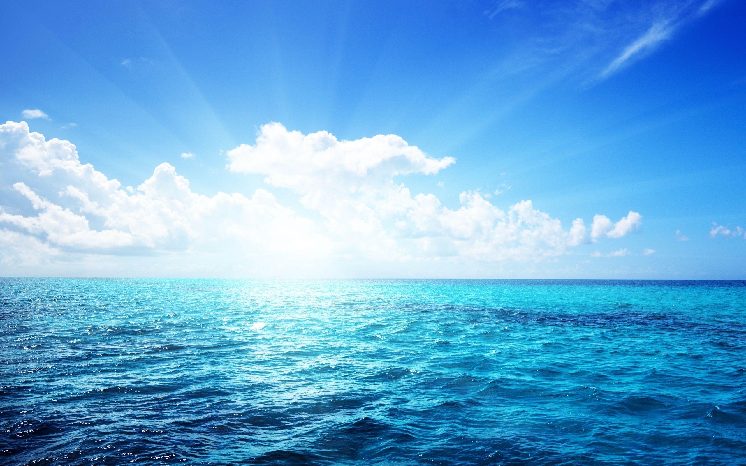 blue sea sky clouds | photograph | pinterest | cloud