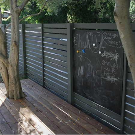 Some Nice Ideas For Covering Or Disguising Precast Concrete Walls