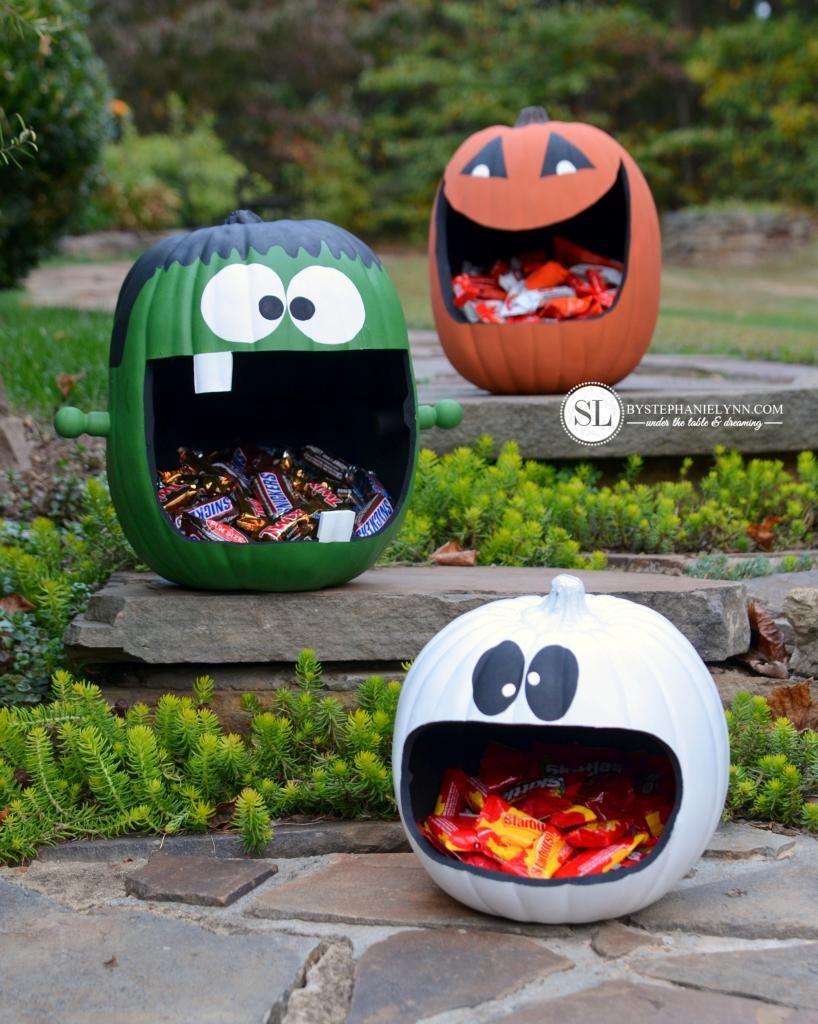 26 Awesome Faux Pumpkin Ideas For Fall Home Decor