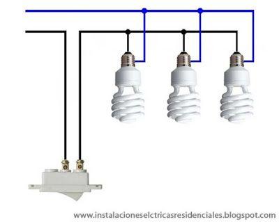 Instalaciones Eléctricas Residenciales: 9 diagramas para