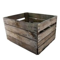 Wooden Apple Crates, ideal storage boxes/display