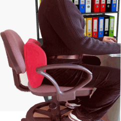 Office Chair Comfort Accessories Eames Armchair Uk You Must Buy The Lumbar Support Back Cushion For Your Preventing Long Term Work