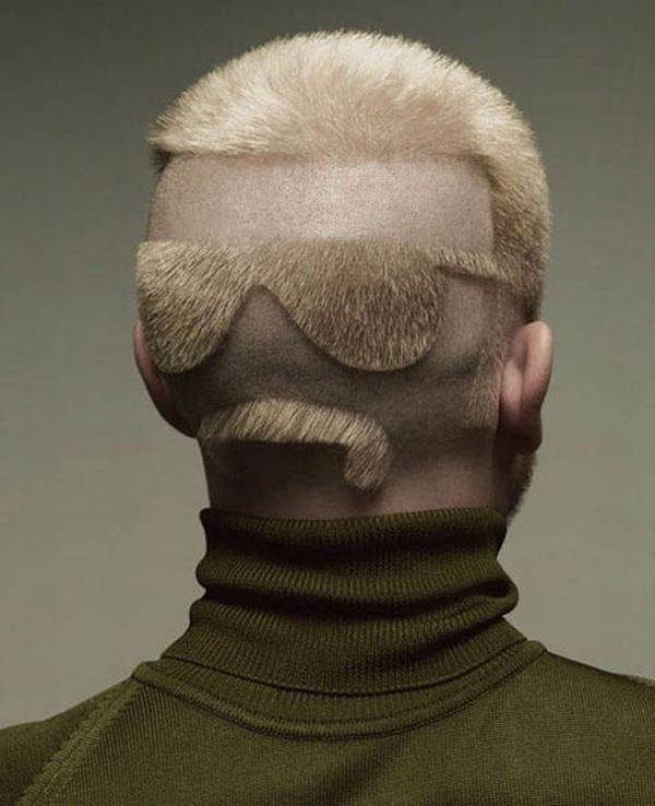 Funny Hairstyles Funny Design Short Haircuts For Women