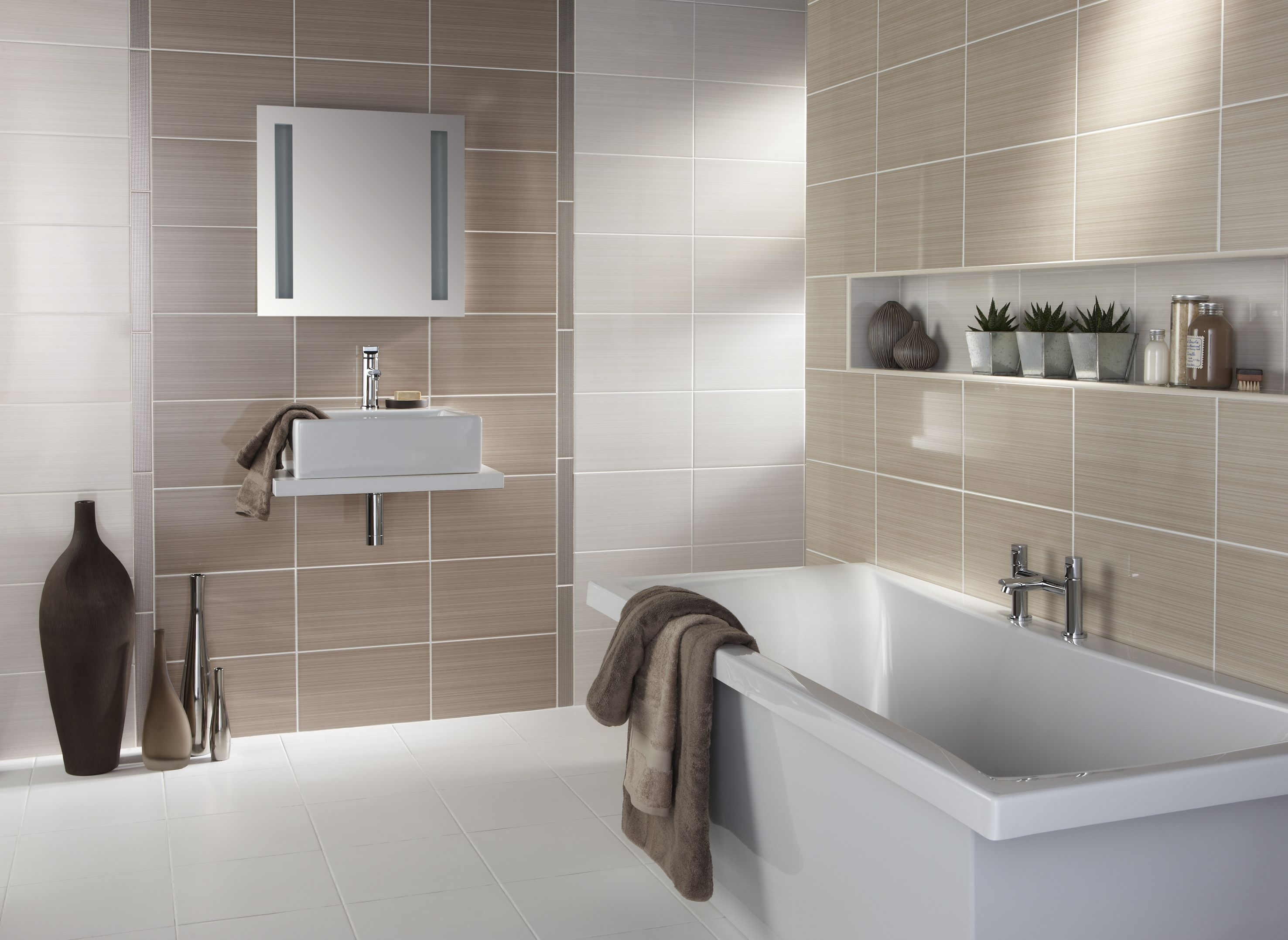 Natural Linear Tiles By BCT. Influenced By Britain's Urban