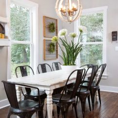 Farmers Dining Table And Chairs Office Chair Base Kit Fixer Upper, Hgtv On Pinterest | Magnolia Mom, Joanna Gaines Upper
