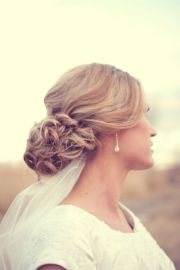 creative & unique wedding hairstyles