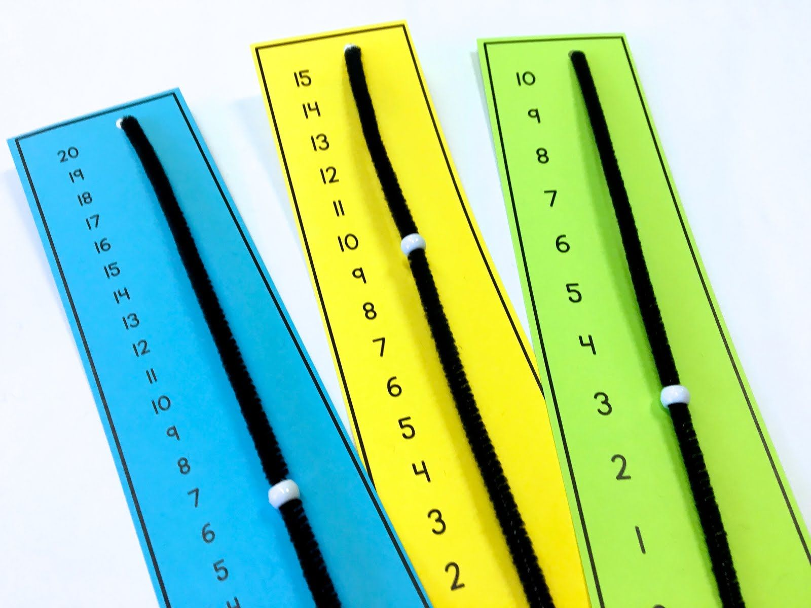 Math Tools You Can Make At Home
