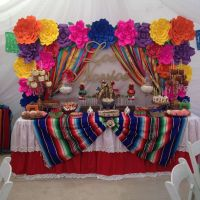 Fiesta / Mexican Bridal/Wedding Shower Party Ideas ...