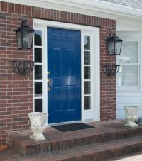 Possible door (and shutter colors). Sherwin Williams Loyal ...