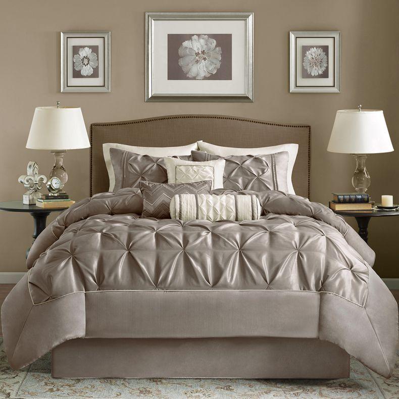 jcpenney  Vivian 7pc Comforter Set  jcpenney  Master