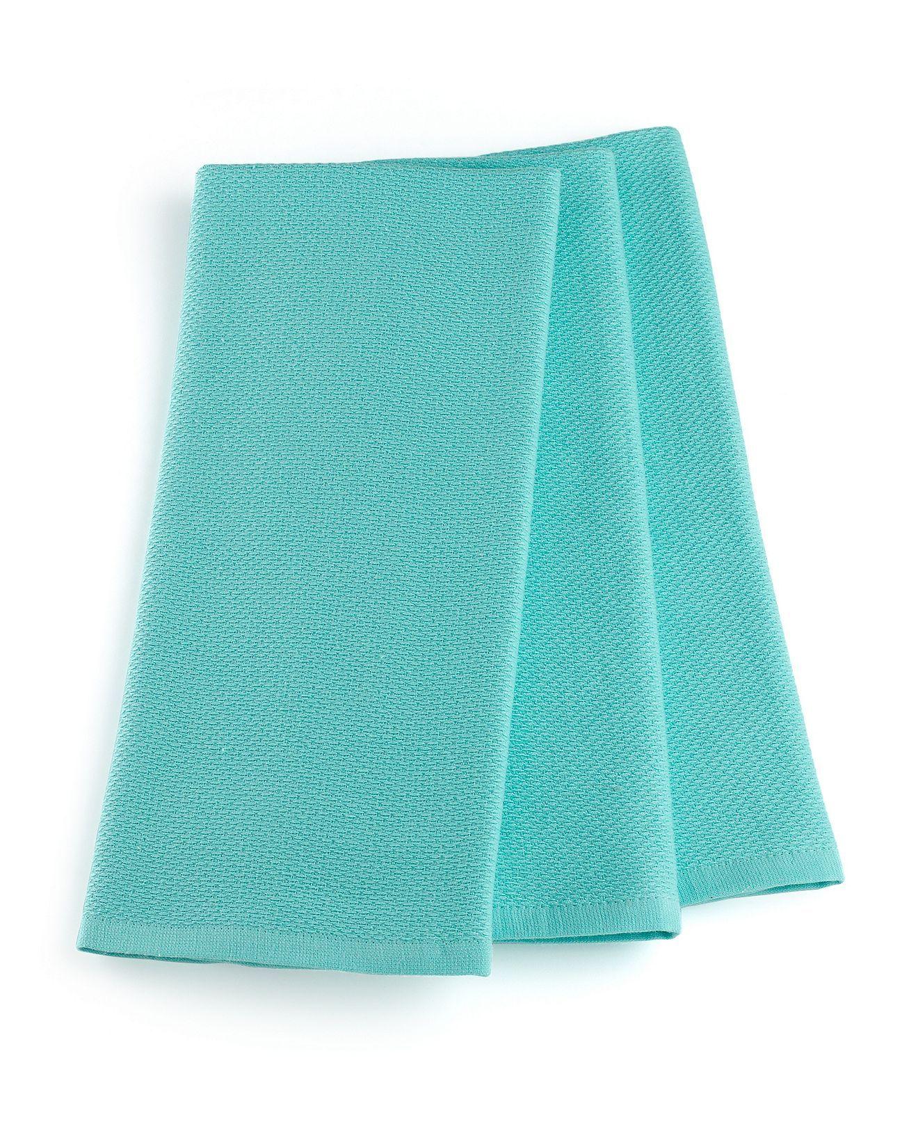 martha stewart kitchen towels faucets repair 16 99 collection pique set