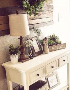 Nice best farmhouse home decor ideas https homeylife also rh pinterest