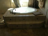 Drop in jacuzzi tub surround | Bathrooms | Pinterest ...