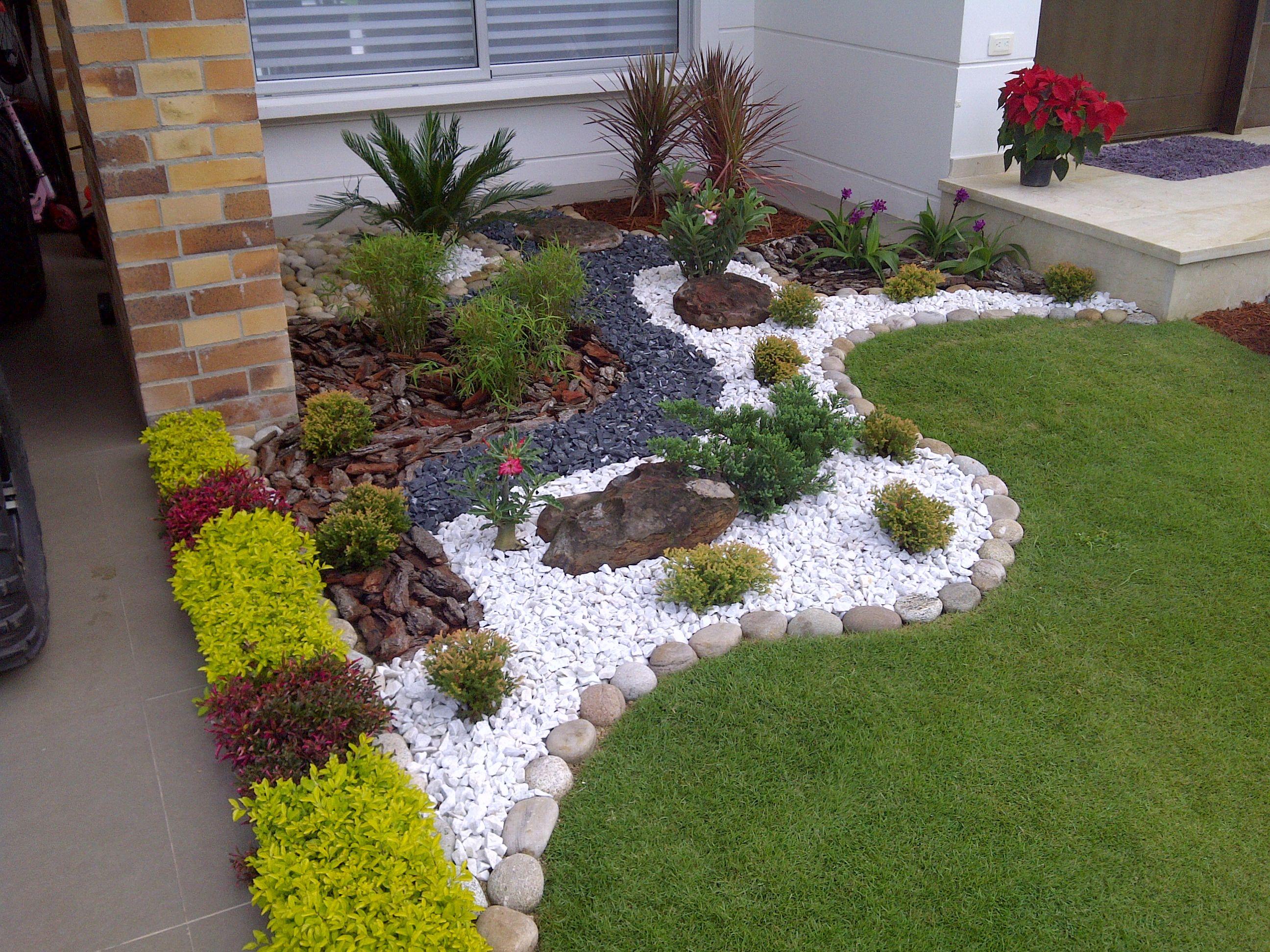 Diseo de jardines exteriores  Servihouse de Colombia