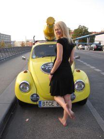 Rike Barefoot In Berlin Free Soles Soul