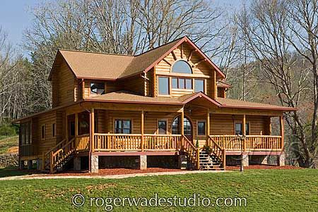 Log Home Designs Cabin Logs And Log Cabins