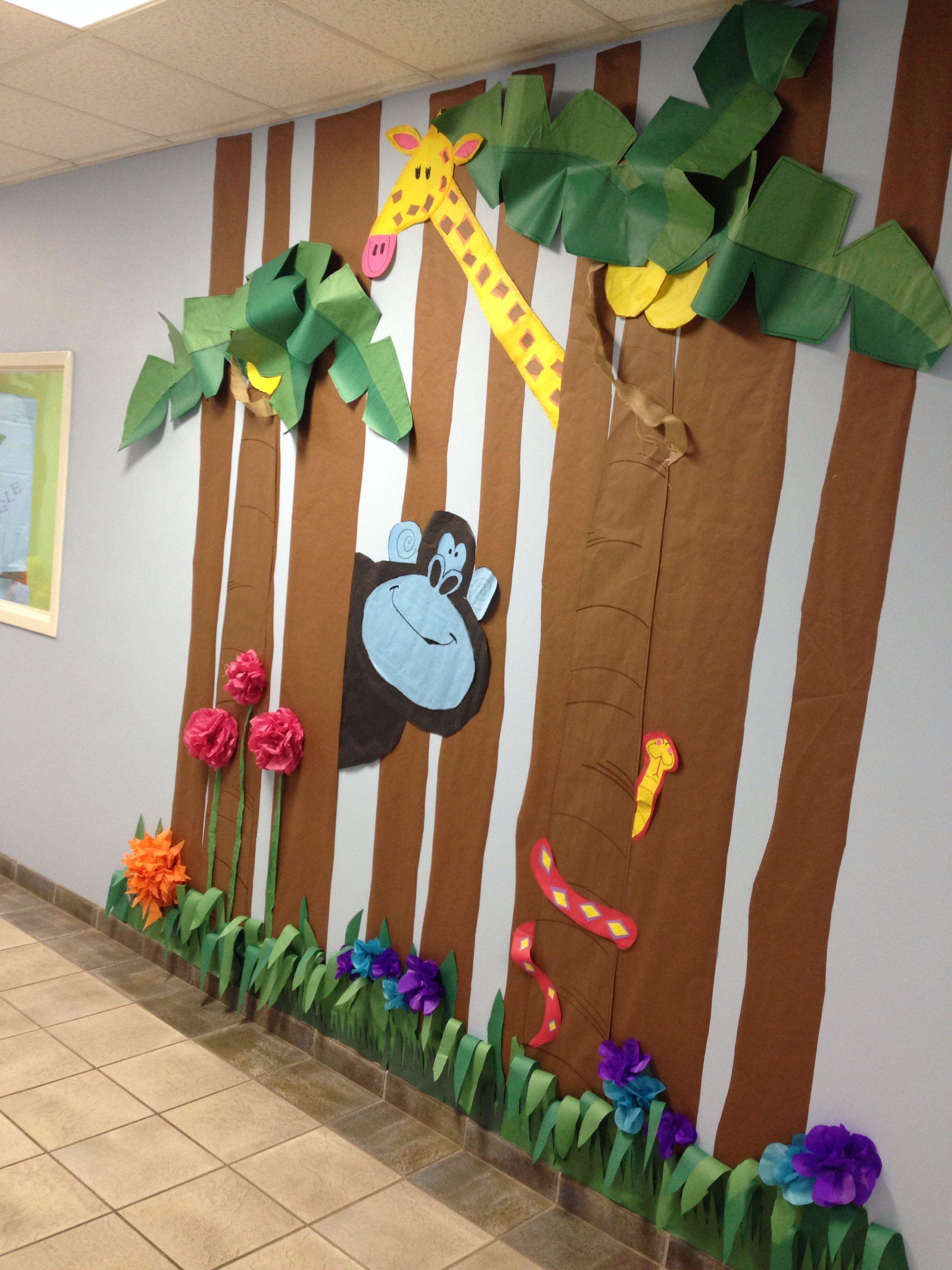 Rainforest Theme Preschool Freebies