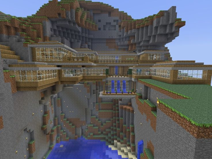 Minecraft Building Ideas For A Town Home Offices Mine Craft