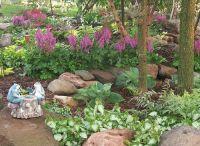 Landscape Design, Landscaping,Gardens, Shade Garden ...
