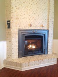 "Valor 534ILN Horizon ""Log Fire"" Gas Direct Vent Fireplace ..."