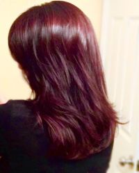Red, Red wine! Red hair wella koleston perfect and redken ...