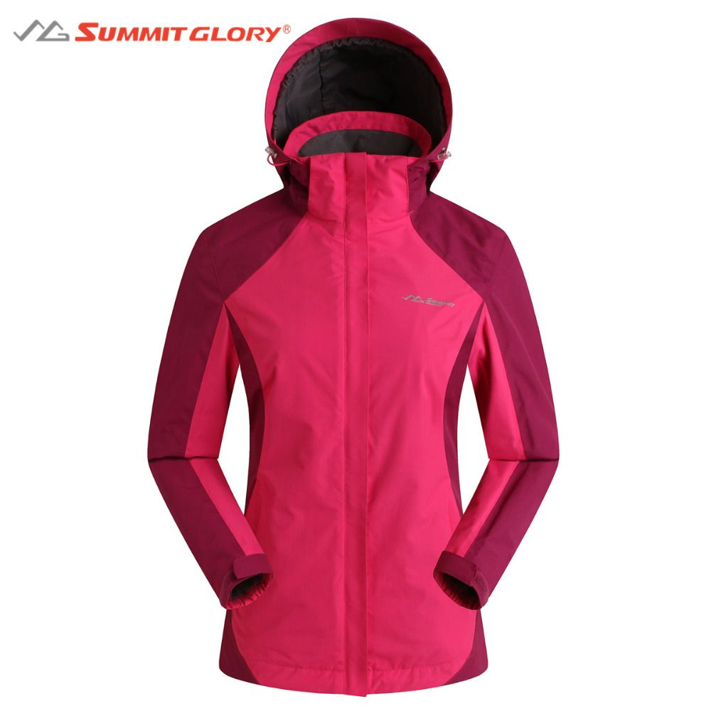 camping road trip camping and hiking jackets women outdoor clothing female waterproof windbreakers hooded outwear coat