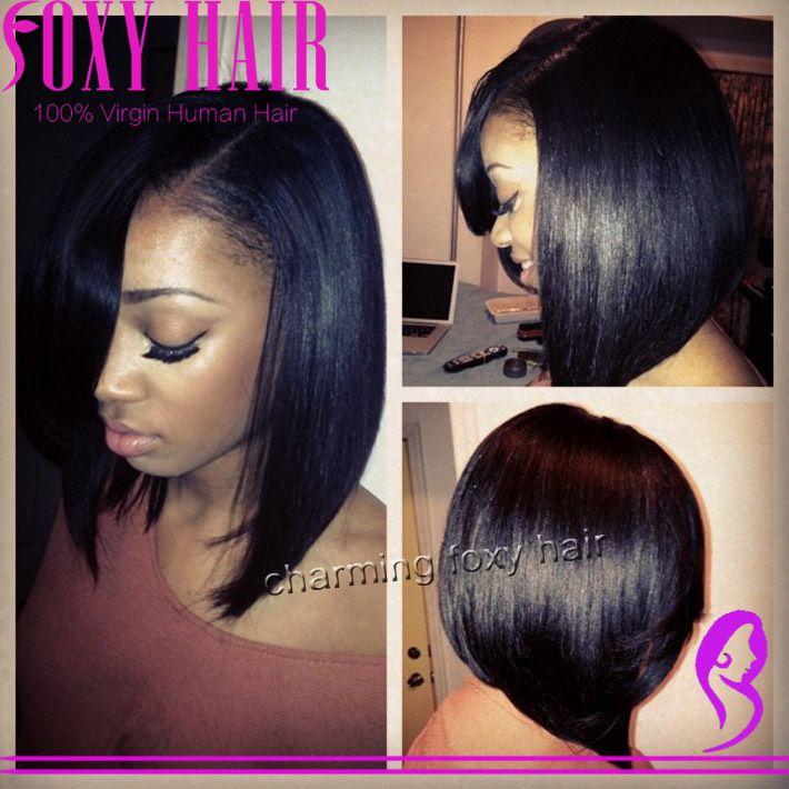 Layered Bob African American Hair Short African American Bob