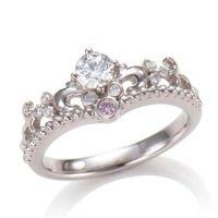 Mickey Engagement Ring Disney Store Japan | Disney Jewelry ...
