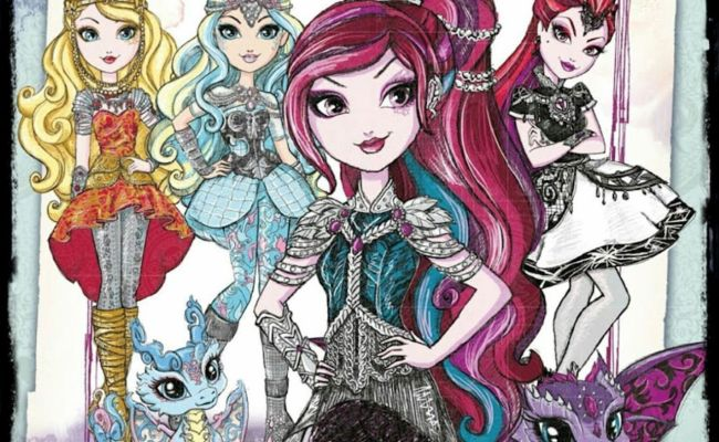 Eahdolls Only 6 Days Left For The Ever After High Dragon