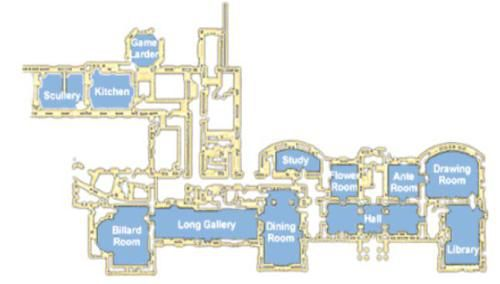 Ground Floor Plan Of Sandringham House Floor Plans