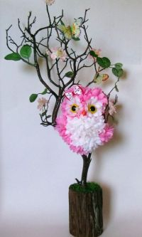owl baby shower centerpiece 3 - 28 images - owl baby ...