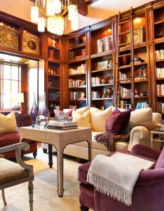 would love to have  library room like this one day interiors gary also rh pinterest