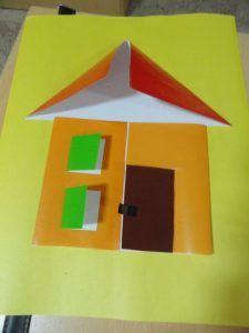 House Craft Idea House Craft Idea For Kids Pinterest Crafts