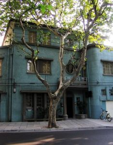 art deco villa west fuxing rd shanghai china by john meckley building architecture also house concept design pinterest rh