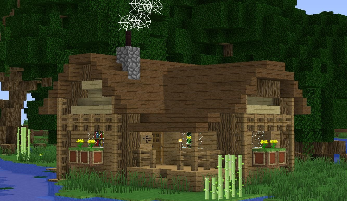 Cute Tiny House Screenshots Show Your Creation Minecraft