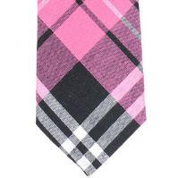 'Rasmopolitan' Pink Plaid Skinny Tie | For the  of ...