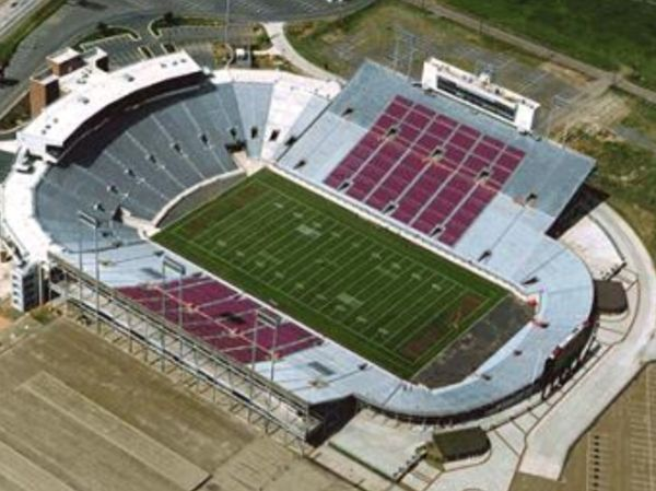 Independence Stadium Shreveport LA It has been renovated