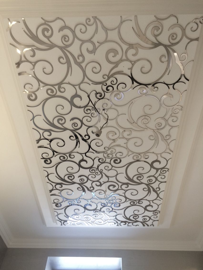 Stainless Steel Laser Cut Ceiling Walls Amp Ceilings