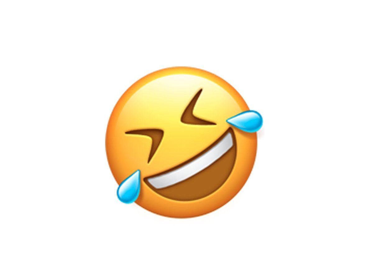 Laughing Really Hard Emoji