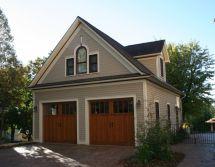 Detached Garage with Apartment Plans