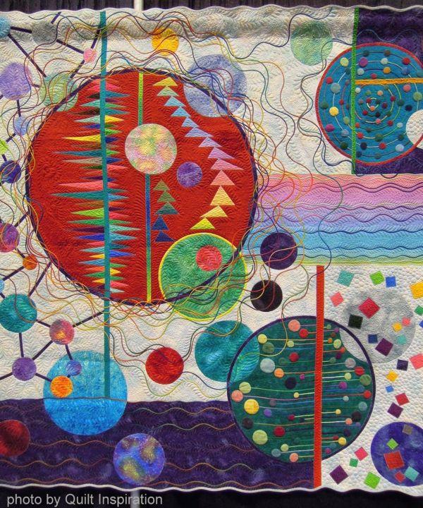 Modern Quilt Month Japanese Art Quilts
