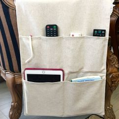 Remote Holder For Chair Leather Dining Chairs Linen Control Upholstery Fabric